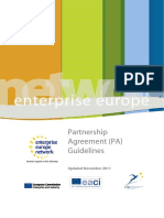 Partnership Accord Guidelines