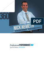 Professional PERFORMANCE 360 Book Nemeth