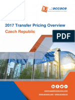 2017 Transfer Pricing Overview for the Czech Republic