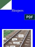 Sleepers & Fittings (Unit 1)