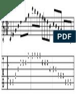 C Melodic Minor Warmup