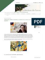 Kandinsky y La Abstracción