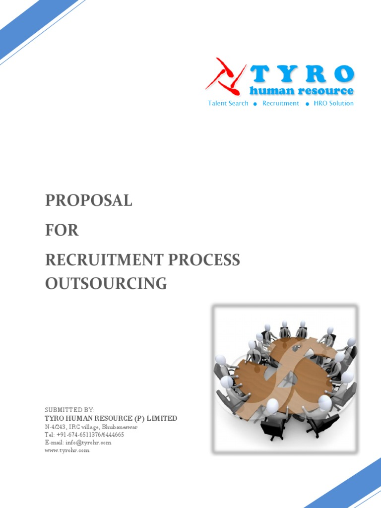 tyro-human-resource-company-profile pdf | Recruitment