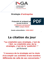 Ch1 - Cours Strategie - Intro Generale