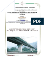 Conception Et Etude d Un Pont (1)