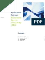 Recruitment Process Outsourcing Deloitte Ireland