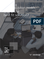 Randstad - White Paper Choosing the Right RPO