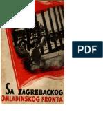 SA ZAGREBAČKOG OMLADINSKOG FRONTA