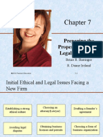 7. Preparing the Proper Ethical and Legal Foundation