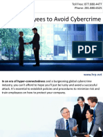 Train Employees to Avoid Cybercrime