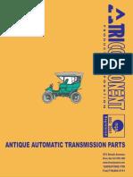 Antique Automatic Transmission Parts