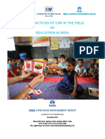 CSR_in_the_field_of_Education+unicef+on+Bharti+Foundation