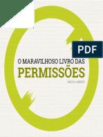 O Maravilhoso Livro Das Permissões - Paula Abreu