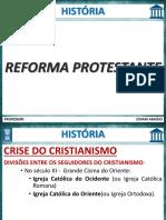 1 - Reforma Protestante