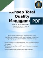 konseptotalqualitymanagement-160313144858
