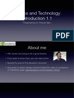 Science and Technology_ Introduction