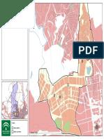 Mapa Del Área de Influencia