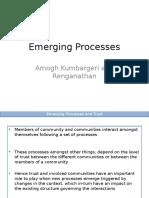 Emerging Processes