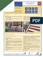 Escaliers Intérieurs Et Extérieurs