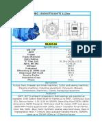 Katalog WEG TR 112 Kw - 373 Kw