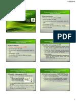 DJA6063 7.1 ESP Operation