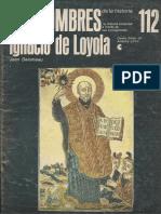 060 Los Hombres de la Historia Ignacio De Loyola J Delumeau 112 CEAL 1977.pdf
