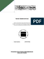 Teknik Pemercontoan UAS