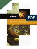 Altium Training Programs
