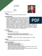 CV Samuel Levi Araujo Alves 2017