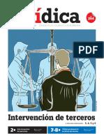 INTERVENCIÓN DE TERCEROS