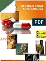 Generasi Sehat Tanpa Narkoba