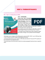 6. Heat & Thermodynamics