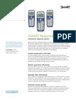 Factsheet SMART Response PE ENG