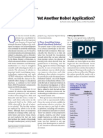 Yet Another Robot Application_IEEE Magzine