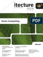Microsoft - The Architecture Journal - Issue 18 - Green Computing