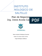 Plan de Negocio Hyper Cell