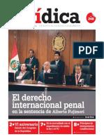 EL DERECHO INTERNACIONAL PENAL en la sentencia de Alberto Fujimori