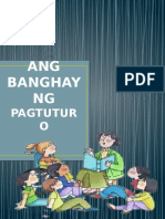 Ang Banghay Ng Pagtuturo (2)