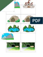 Tunnel, Castle (BI YEAR 2)