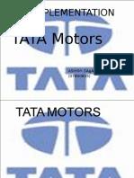 ERP at Tata Motors 2003