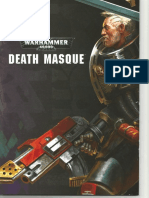Death Masque Book PDF