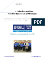 Position Profile - Goodwill-Easter Seals of Minnesota - Chief Philanthropy Officer - FINAL