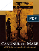 Canonul Sf. Andrei Criteanul