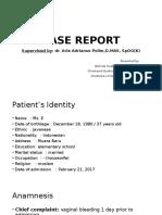 CASE REPORT - Gestational Hypertension.pptx