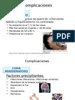Complicaciones hipotiroidismo 1