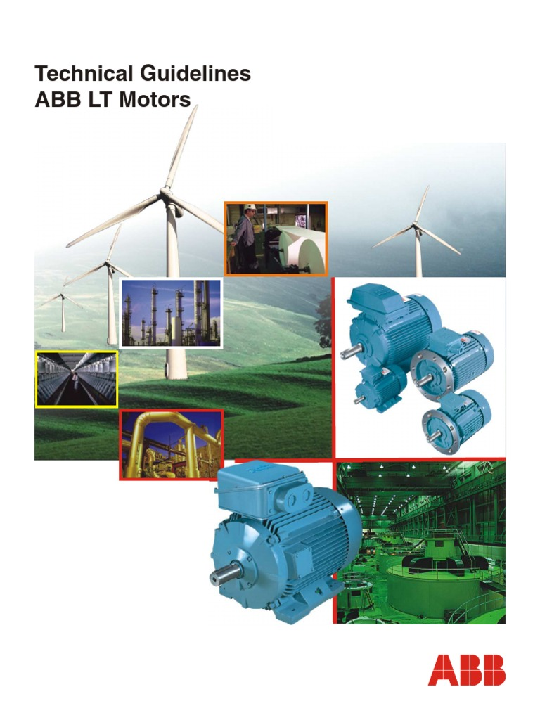 Technical Guide abb motor | Electric Motor | Alternating Current