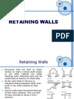 06 Retaining Walls