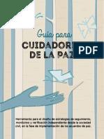 Guía para cuidadores de paz. CINEP.pdf