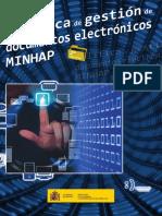 Politica de Gestion de Documentos Electronicos MINHAP