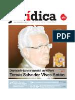 TOMÁS SALVADOR VIVES ANTÓN Destacado jurista español en el Perú